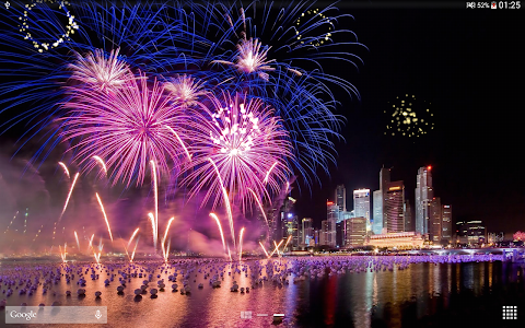 Fireworks Live Wallpaper v1.1.2