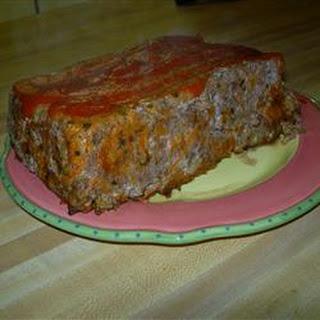 Italian Style Meatloaf II