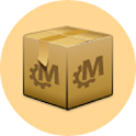 Modern Courier icon