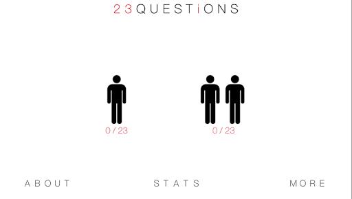 23 Questions Trivia