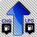Cng/Lpg Finder Plus EUR & US logo