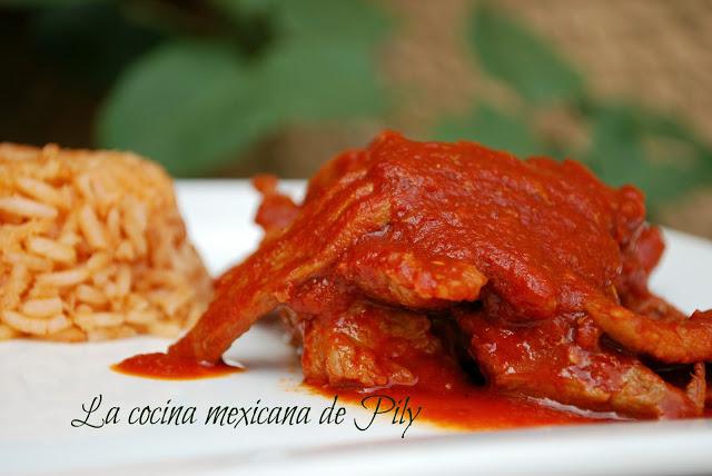 Carne Con Chili Stew Recipe