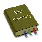 Vital Dictionary lite icon