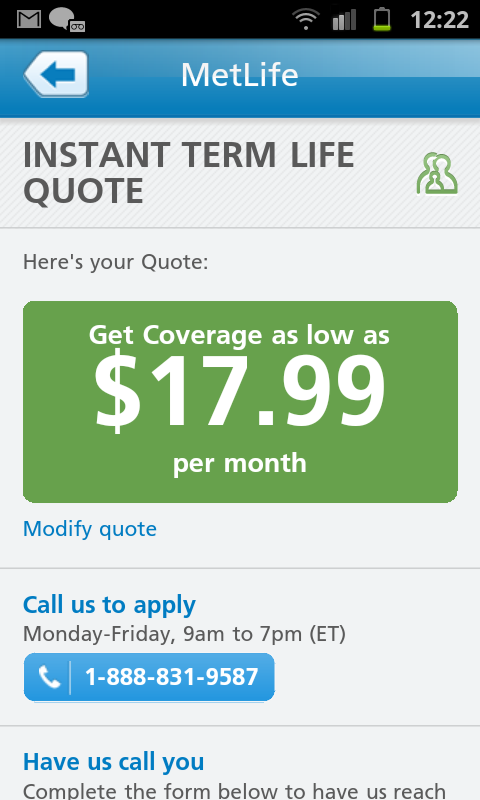 Metlife Car Insurance Quote Mesmerizing Car Insurance Quotes Metlife