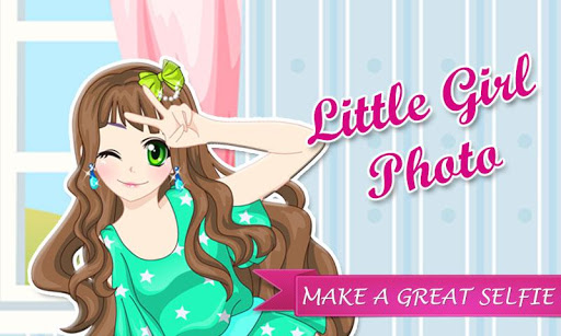 Makeover - Little Girl Photo