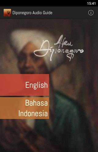 Diponegoro Audio Guide