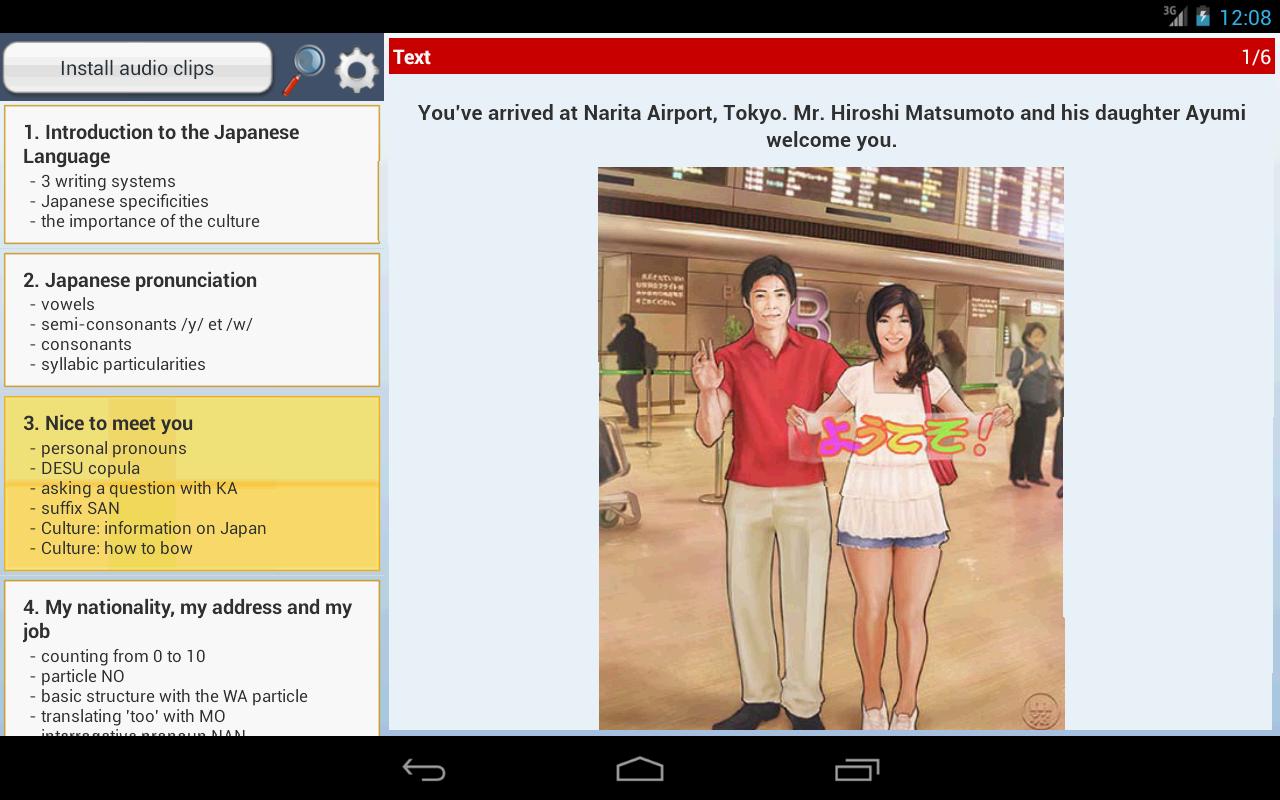 ja sensei apprenez le japonais  u2013 applications android sur