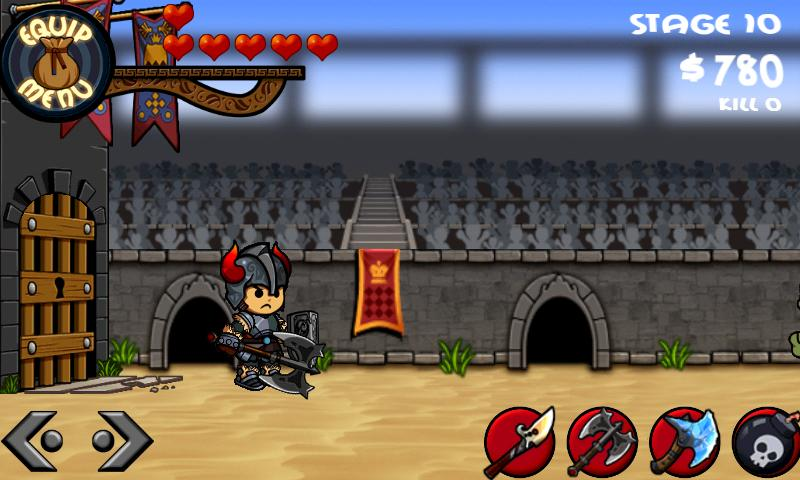Colosseum - screenshot