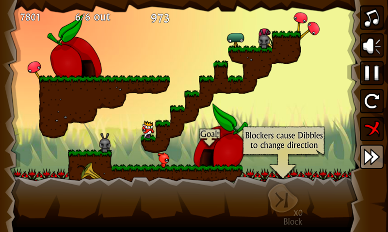 DIBBLES 3 - screenshot