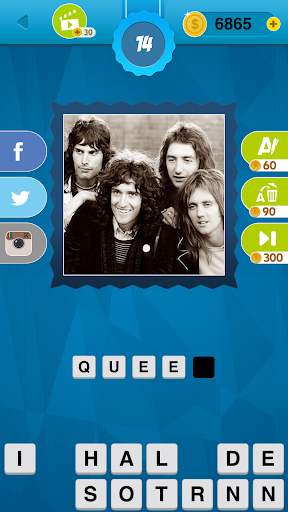 70's Quiz Game screenshot