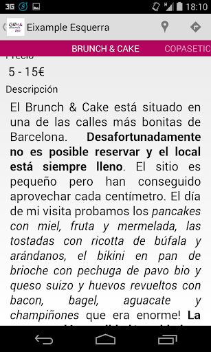 玩生活App|Coffee and Brunch Barcelona免費|APP試玩
