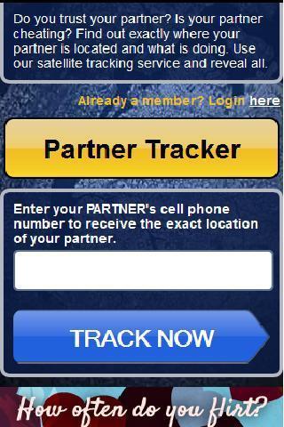 Find My Husband Locator - screenshot