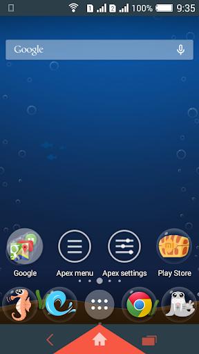 Marine Theme - Underwater Life