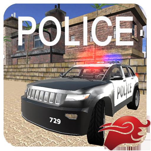 Police Drift Park 模擬 App LOGO-APP開箱王