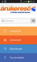 Screenshot of Arukereso