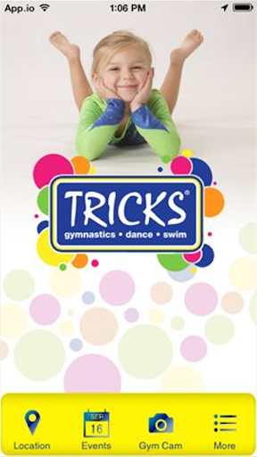 Tricks Gymnastics Dance Swim