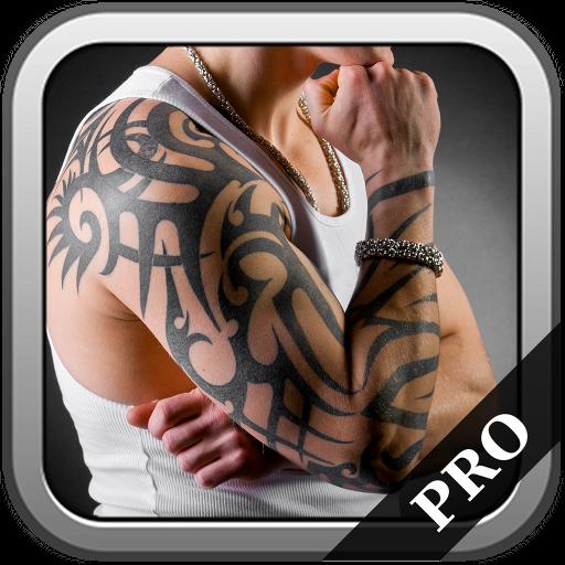 Tattoos for Men Pro 生活 App LOGO-APP試玩