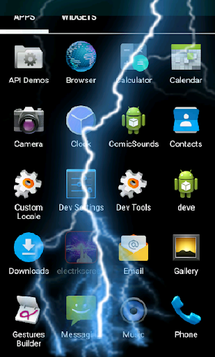 Elektric屏幕