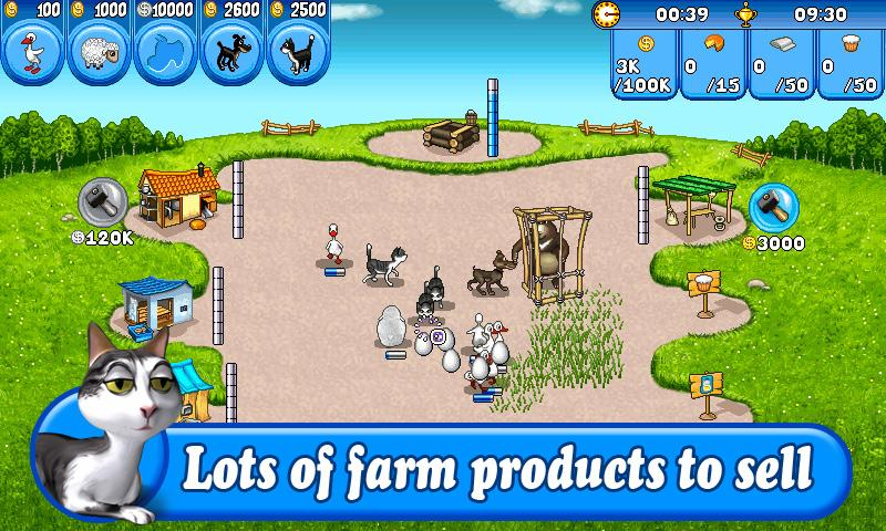 Farm Frenzy screenshot #4