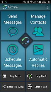 Bulk SMS Mass Text Marketing- screenshot thumbnail