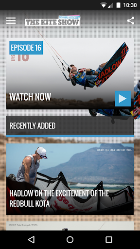 The Kite Show - kitesurfing TV