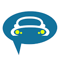 car chat icon