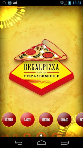 Regal pizza