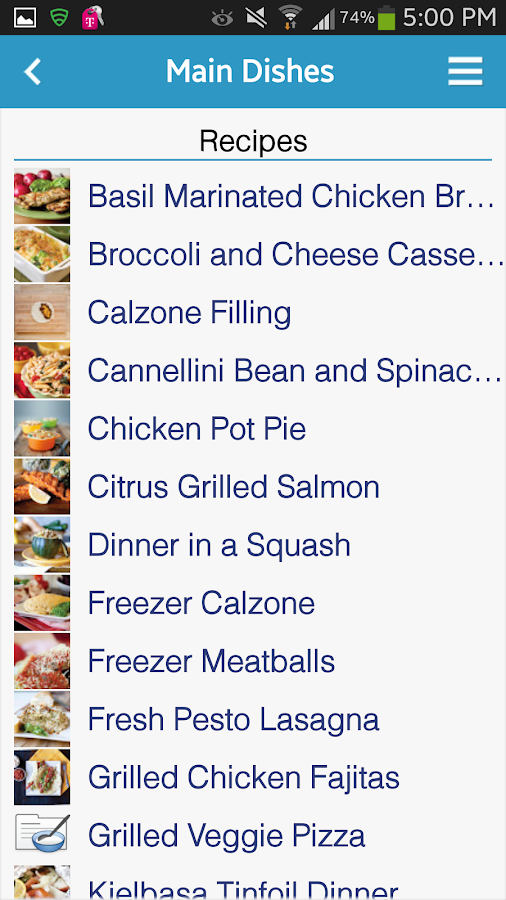 Cook'n Recipe App- screenshot