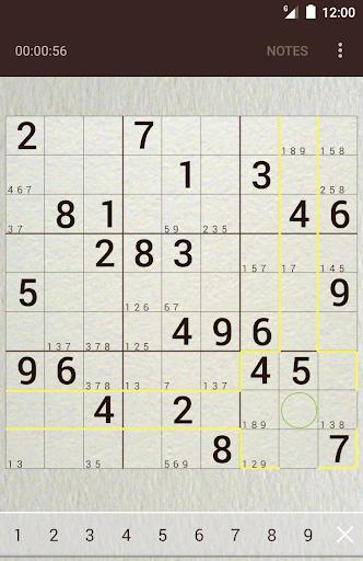 解謎必備APP下載|Sudoku (Oh no! Another one!) 好玩app不花錢|綠色工廠好玩App