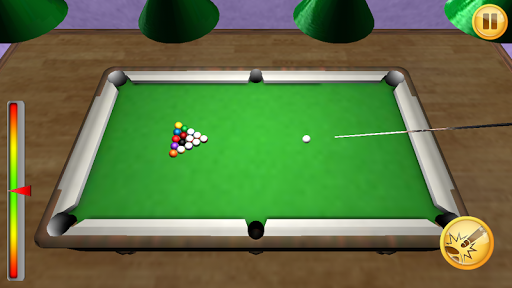 Billiards Pool Game 3D