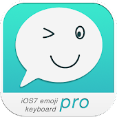 iPhone Emoji Keyboard Pro-iOS7 icon