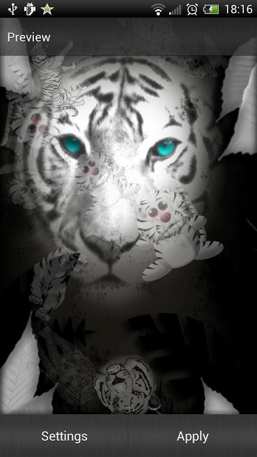 Tigres animados para fondos de pantalla imagui