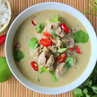 Thai Green Curry Without Coconut Milk Recipes.