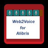 Web2Voice for Alibris