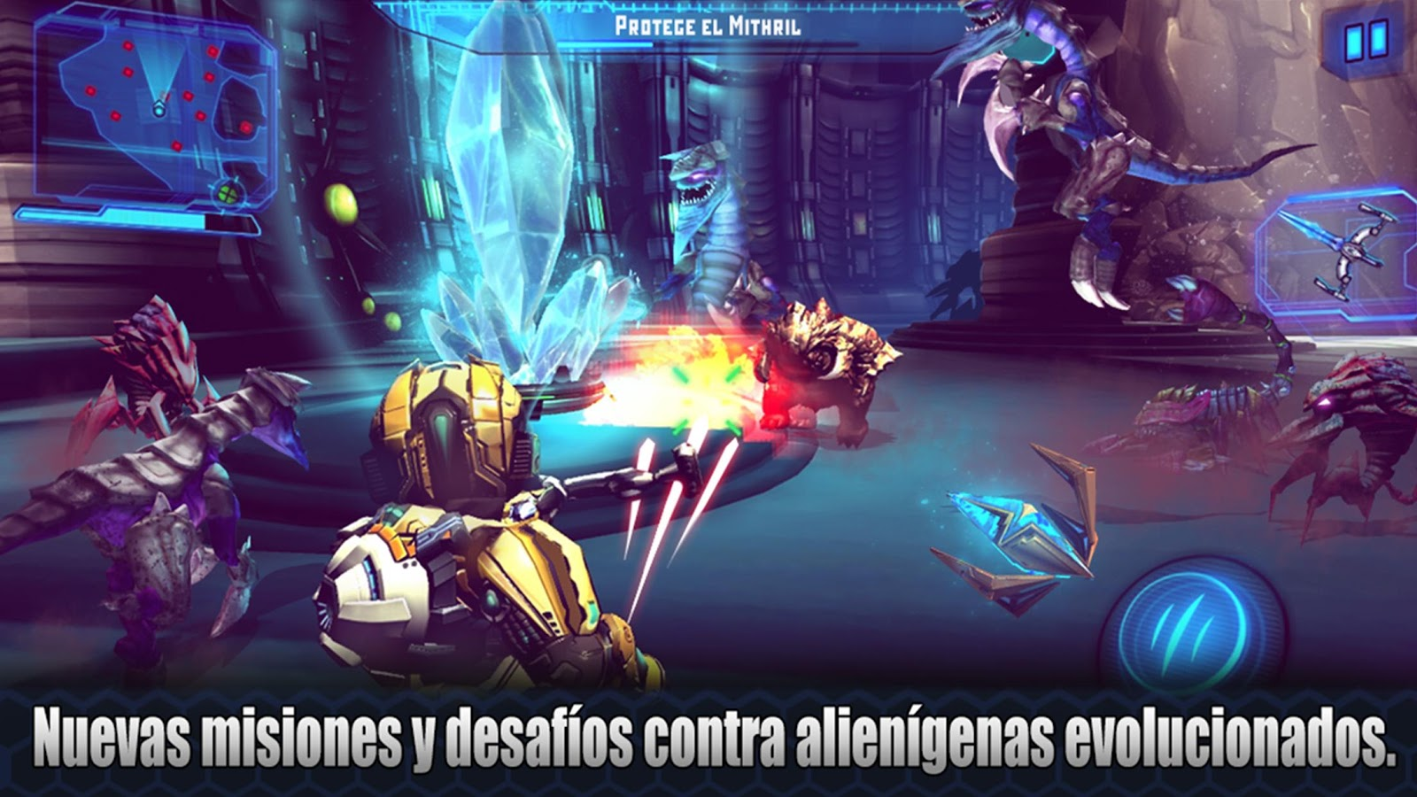 Star Warfare2: El Retorno