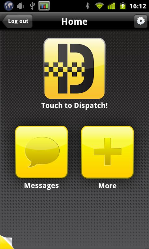 Dispatch! - screenshot