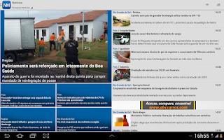 Screenshot of Jornal VS