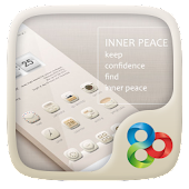 Inner Peace GO Launcher Theme