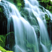 Waterfalls Live Wallpaper HD