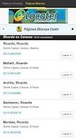 Screenshot of Páginas Amarillas Venezuela