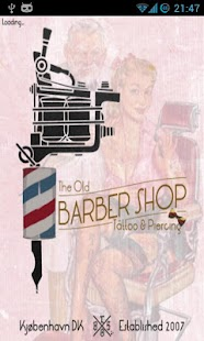 The Old Barber Shop - screenshot thumbnail