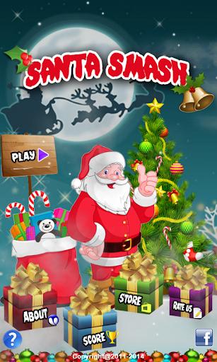 Santa Gift Smashing 2014
