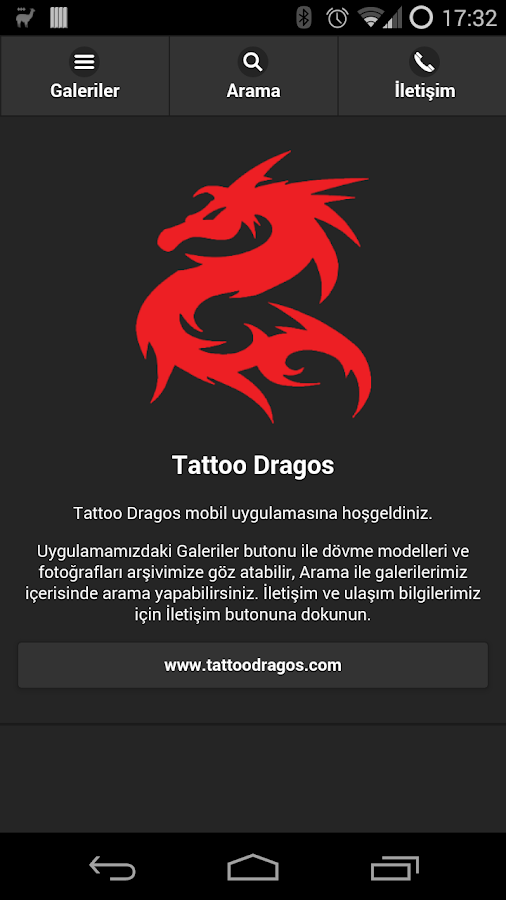 Tattoo Dragos - screenshot
