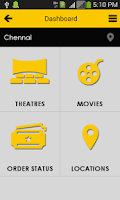 Screenshot of TicketNew