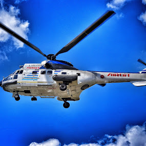 by Jose Figueiredo - Transportation Helicopters ( helikopter, transportation, norway,  )