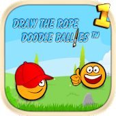 Draw the Rope Doodle Ballies ◎