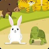 루미키즈 유아 동화 ♥ 토끼와 거북이 ♥ [이전버전]