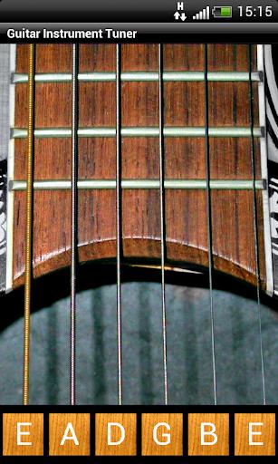 Guitar Instrument Tuner