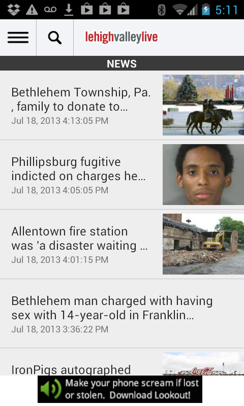 lehighvalleylive.com - screenshot