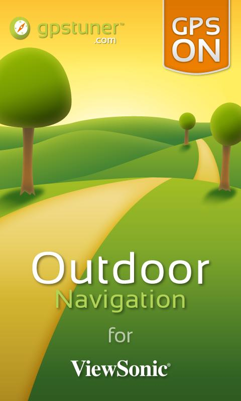 Outdoor Navigation Viewsonic- screenshot